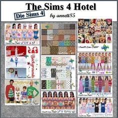 Sims 4 CC's - The Best: Update at The Sims 4 Hotel