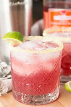 Winter Citrus Margarita #tequilacocktails