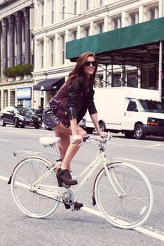 Ride in Alexander Wang booties.