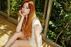 """Holler"" Album Photo Shoot | SMTown NOW: Taeyeon, TTS, Taetiseo, Girls' Generation, SNSD"