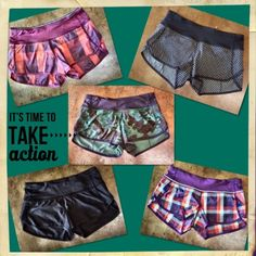 Lululemon Shorty Short! - If you wear a size 2 Lululemon, then you are in luck, Posh girl! Get your fitness on with these cuties!!! The speed short!! All like new..   #lululemon #luluaddict #getyourfitnesson #posh #consignment #boutique #musthave #dontpayretail #shoplocal #indie #locallove