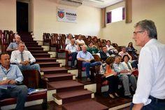 JORNAL REGIONAL EXPRESS: Paraná vai desenvolver plano agrícola para os próx...