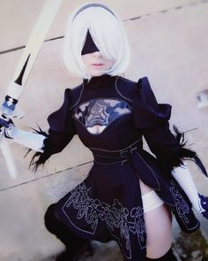 Post with 943 votes and 74581 views. Tagged with cosplay, anime, animecosplay, nierautomata; Anime Cosplay Girls, Kawaii Cosplay, Cute Cosplay, Amazing Cosplay, Maid Cosplay, Cosplay Outfits, Neir Automata, Video Game Cosplay, French Street Fashion