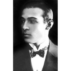Rudolph Valentino Canvas Art - (16 x 20)