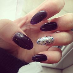 I love getting my nails done