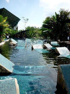 Baldi Hot Springs, San Carlos, Costa Rica