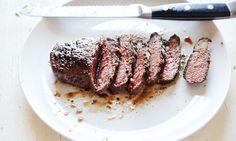 On The Menu: Steak & Thyme-Smashed Fingerling Potatoes