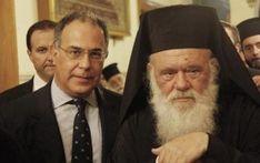 Ο Διευθυντής του Γραφείου Τύπου Ενημερώσεως και Επικοινωνίας της Ιεράς Αρχιεπισκοπής Αθηνών κ.Χάρης Κονιδάρης έκανε την ακόλουθη δήλωση:Όσα κατάπτυστα κυκλοφορούν τις τελευταίες ώρες στο διαδίκτυο και δημοσιεύονται σε ορισμένες ιστοσελίδες χωρίς τον παραμικρό κόπο διασταύρωσης των πληροφοριών περί υποτιθέμενης επίθεσης διαδηλωτών στο αυτοκίνητο του Αρχιεπισκόπου αργά χθες το βράδυ στην περιοχή του Συντάγματος αποτελούν την επιτομή των καταφανώς ψευδών και χυδαία κατασκευασμένων ειδήσεων.Ας…