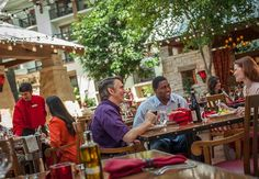 Gaylord Texan – Zeppole Italian Restaurant