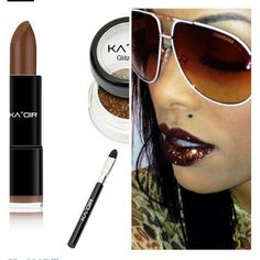 introducing #Chocolatte #Glitzstick. Now Available at www.KAOIR.com  -- Thus is a must have!