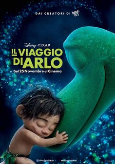 Il Viaggio di Arlo: due clip dal film nei cinema da oggi!