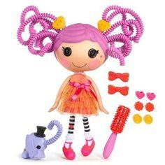 Lalaloopsy Silly Hair Doll - Peanut Big Top