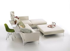 Sofas | Seating | Suita Sofa | Vitra | Antonio Citterio. Check it out on Architonic
