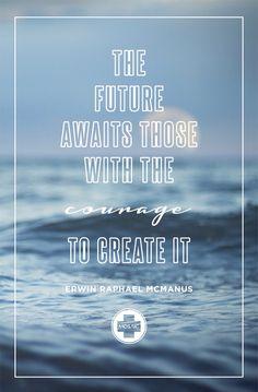 Erwin McManus inspirational quotes-done Inspirational Quotes For Kids, Daily Motivational Quotes, Work Quotes, Daily Quotes, Me Quotes, Funny Quotes, Motivation Quotes, Favorite Words, Favorite Quotes