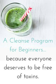 Detoxing is about reducing the toxins in your environment and cleaning the body with real foods. Learn how you can start a simple detox today.
