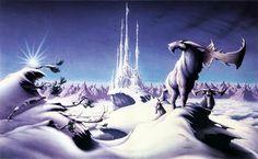 Roger Dean art