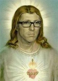 This is who I'd get on my knees and pray to ;)  Tool - Maynard James Keenan