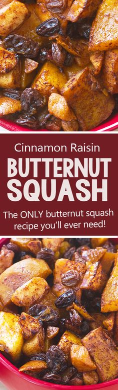 This is the BEST roasted butternut squash recipe you will ever find