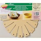 """Clover 8425 6-1/4"""" x 7-1/2"""" x 2-3/8"""" Beautiful Oval Basket Frames Large - http://sewingpins.net/sewing/sewing-baskets/clover-8425-6-14-x-7-12-x-2-38-beautiful-oval-basket-frames-large/"""