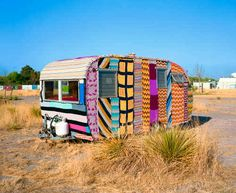 I want this one!  27 Dreamy Campers That Will Make You Want To Drop Everything For The Open Road
