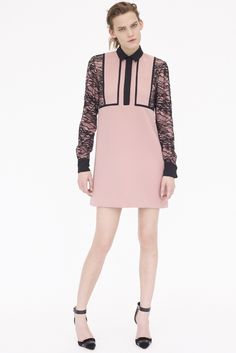 J. Mendel Resort 2016 Fashion Show Look 10
