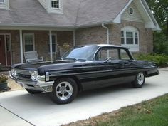 Oldsmobile 88 2dr sedan Oldsmobile 88, Drag Cars, American Muscle Cars, Old Cars, Hot Rods, Specs, Wheels, Trucks, Vehicles