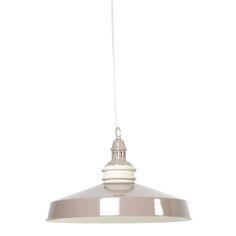 Hanglamp Aily in de kleur taupe is een mooie neutrale lamp waardoor deze gemakkelijk in verschillende stijlen op te hangen is. De neutrale kleur van de hanglamp Aily in combinatie met het hout geeft de lamp een frisse look. De Aily hanglamp in het taupe heeft een diameter van 51cm met een hoogte van 21cm. De hanglamp is verkrijgbaar in diverse varianten. Hanglamp Aily in het taupe met hout is afkomstig van het merk Light & Living.