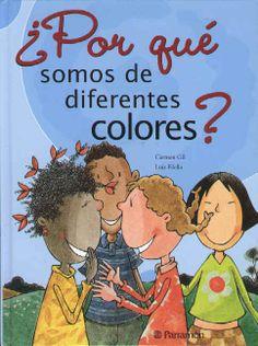 Si observas el color de la piel de niños y niñas de tu alrededor, verás que no siempre es igual. Hay pieles más blancas, otras más oscuras y algunas completamente negras. Aprende ahora con Marta y su amiga Kaelo ¿Por qué somos de diferentes colores?
