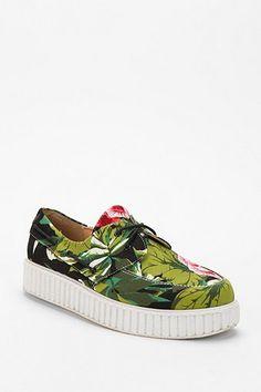 Kimchi Blue Boat Shoe Creeper
