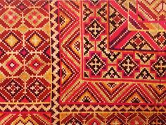 This national heritage month, we celebrate the traditional Filipino weaving culture by highlighting each region's primary textile. Filipino Art, Filipino Tribal, Filipino Culture, Weaving Textiles, Weaving Patterns, Ethnic Patterns, Textile Patterns, Geometric Patterns, Ibong Adarna