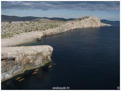 Sea Kayaking in Croatia!