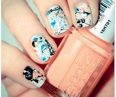 nails♥ | via Tumblr