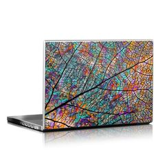 DecalGirl Universal Laptop skins feature vibrant full-color artwork that helps protect the Universal Laptop from minor scratches and abuse without adding any bulk or interfering with the device's operation.   This skin features the artwork Stained Aspen by Ancient ArtiZen - just one of hundreds of designs by dozens of talented artists from around the world.