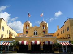 Historic Colony Hotel #Delray #DelrayBeach #PalmBeach #ThingsToDoInDelrayBeach #DelrayBeachAttractions
