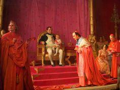 Jean Georges Vibert - Le Roi de Rome