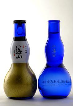 """""""八海山"""" Sake"""