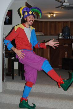 Chris the Joker.