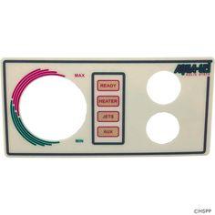 Overlay, Len Gordon Aquaset 2001/2002-2-SS, 2 Button