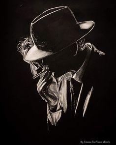 Mafia vapor smoking portrait artwork. Drawn with a simple Sharpie marker and Crayola colored pencil.  #art #artwork #artist #portraits #smoke #vapor #badass #mafia #invisible #man #portrait #sullenclothing #nyc #westcoast #west #la #socal #drawing #sharpie #blackandgrey #photorealism #realism #3d #design #artsy #fashion #style #inked #ink #hat