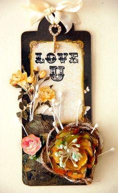 Love U Tag by Licious