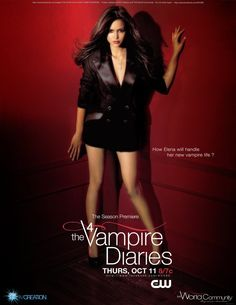 the vampire diaries season 1 posters | Poster promo The Vampire Diaries Saison 4 #7 by ~KCV80 on deviantART