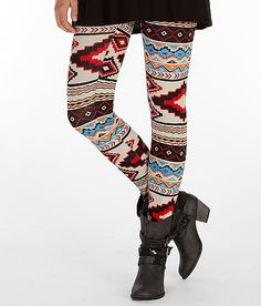 Papermoon Abstract Print Legging