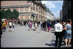 Vacancy of Kazan, Moscow, 1969 | Looking north away from Red… | Flickr