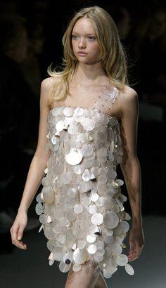 Gemma Ward at Paco Rabbane S/S 2005