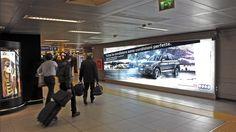 Aeroporti - Audi - Milano Linate #IGPDecaux #Audi #Milano #Linate