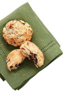 Bacon-Parmesan Biscuits Recipe