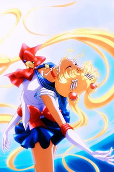 hoshitachinimamorarete: sailor moon
