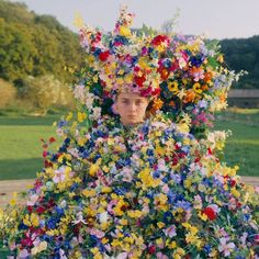 Is Auctioning Items From 'Uncut Gems' and 'Midsommar' Pretty Flowers, Silk Flowers, Bat Mitzvah Dresses, Solar System Crafts, Florence Pugh, Queen Dress, Beltane, How To Raise Money, Wall Collage