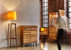 BAROSO bar cabinet by sixay furniture