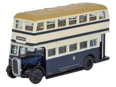 Oxford Diecast N-gauge Guy Arab Bus, Birmingham